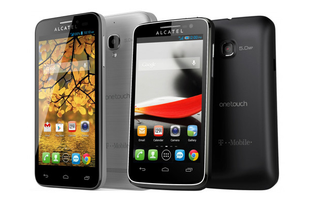 Unlock Alcatel OT Fierce and Evolve