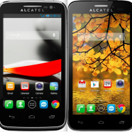 Alcatel OT Fierce and Evolve
