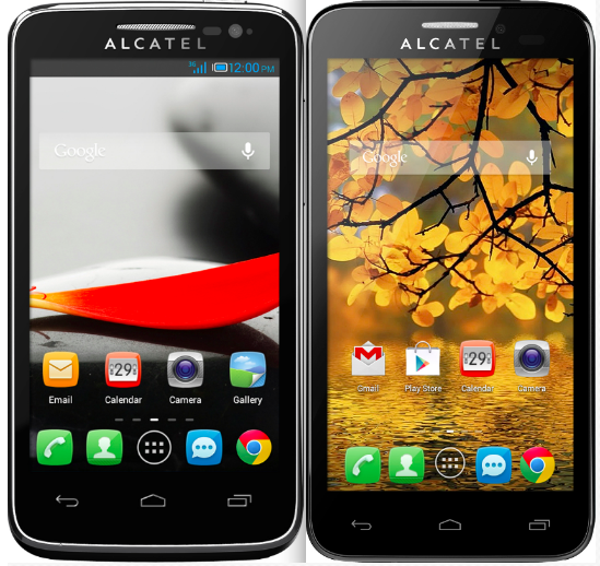 Unlock your Alcatel One Touch Fierce 7024W and Evolve 5020T