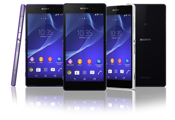 Sony Xperia Z2 (D6502, D6503, D6543) Unlocking Instructions