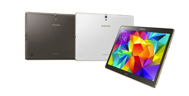 How to Unlock the Samsung Galaxy Tab S by Unlock Code
